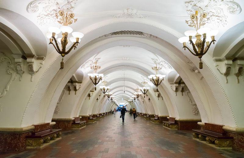 Mosca Metropolitana