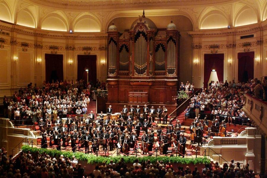 Concerti gratuiti ad amsterdam di musica classica viaggi for Musica classica
