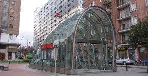 La metropolitana di Bilbao, un'opera d'arte
