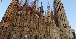 Costruisci la Sagrada Familia a Barcellona