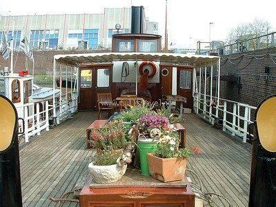 Visitare Amsterdam low cost in barca