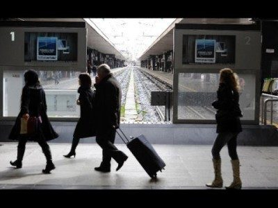Smart Price: viaggia in Europa in treno da 15€