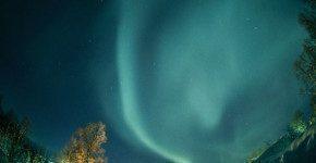 In Finlandia per vedere l'aurora boreale