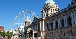 Belfast, muoversi low cost