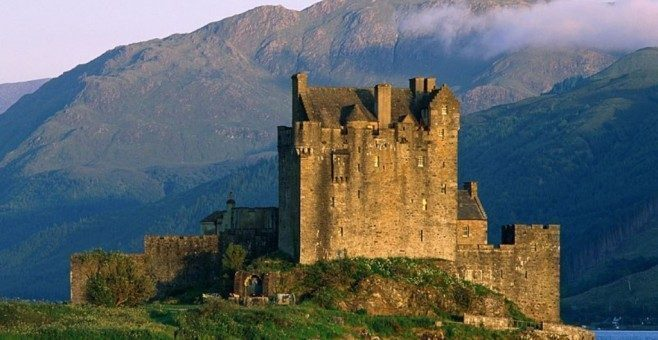 In Scozia un weekend con i fantasmi