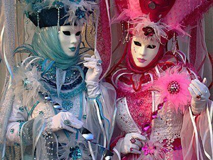 Carnevale di Venezia, Sensation 2009