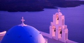 Gli Hotel più romantici per Tripadvisor sono in Grecia