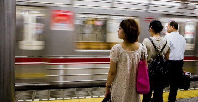 Metropolitana in viaggio, c'è chi dice no