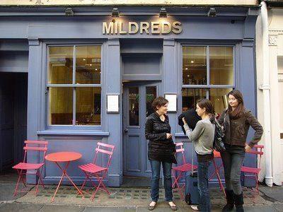 Mangiare low cost a Londra, i ristoranti vegetariani