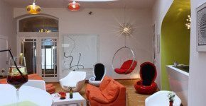 Hotel Sax Vintage a Praga, lusso low cost