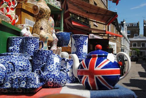 Mercatini delle pulci a Londra: i più londinesi