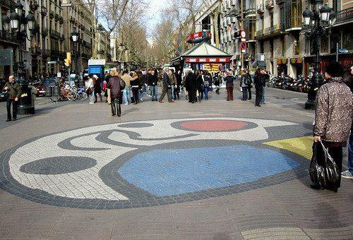 Las Ramblas di Barcellona, cosa vedere
