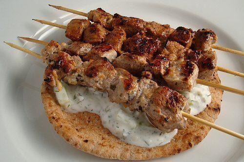 Palia Taverna tou Psara ad Atene, dove mangiare con 20€