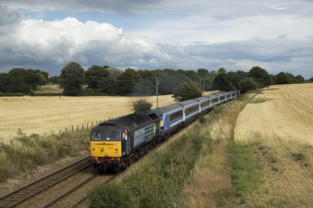 ferrovie inglesi