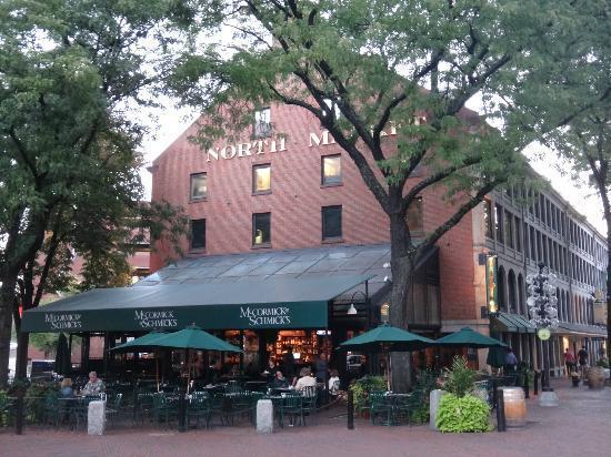 McCormick and Schmick's boston