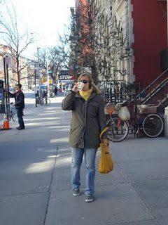 Zen and The City doppia intervista: Stefania a New York