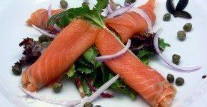 Salmone affumicato in Scozia, dove scovarlo