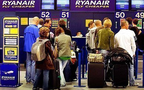 Ryanair: tu mi stufi