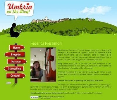 Umbria on the Blog: i Blogger scoprono l'Umbria