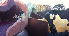 Gulliver: parco giochi a Valencia