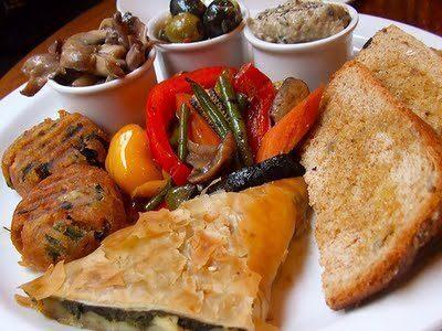 Henderson's: ristorante vegetariano a Edimburgo