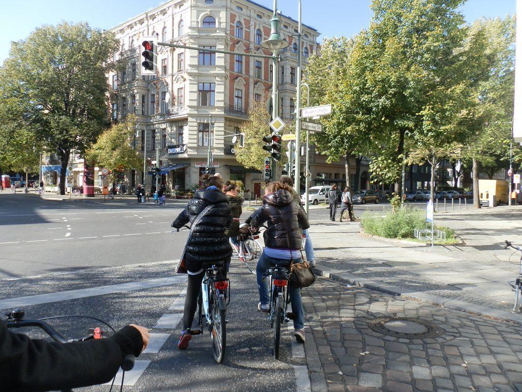 berlino-bicicletta