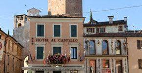 Hotel al Castello, dormire a Bassano del Grappa