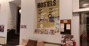 Plus Hostels a Berlino, ostello nell'East Side Gallery