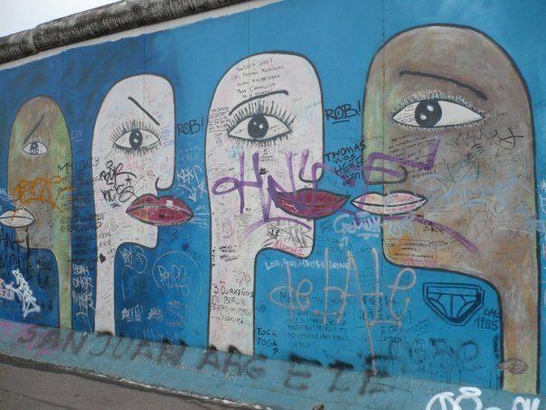Muro di Berlino Germania