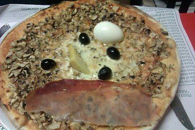 Pizza a Roma: Il Maratoneta