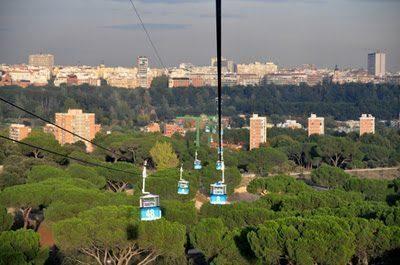 La metro di Madrid: card e teleferica