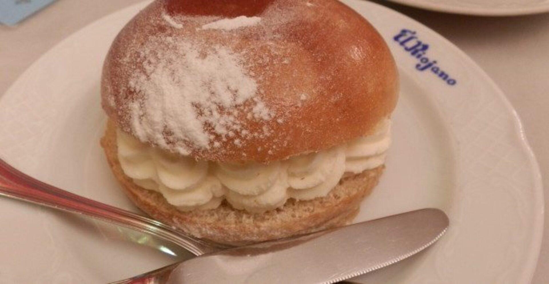 Colazione a Madrid: Pastelería El Riojano