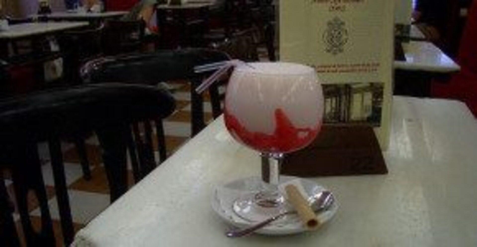 Un caffè storico a Madrid: Café Barbieri