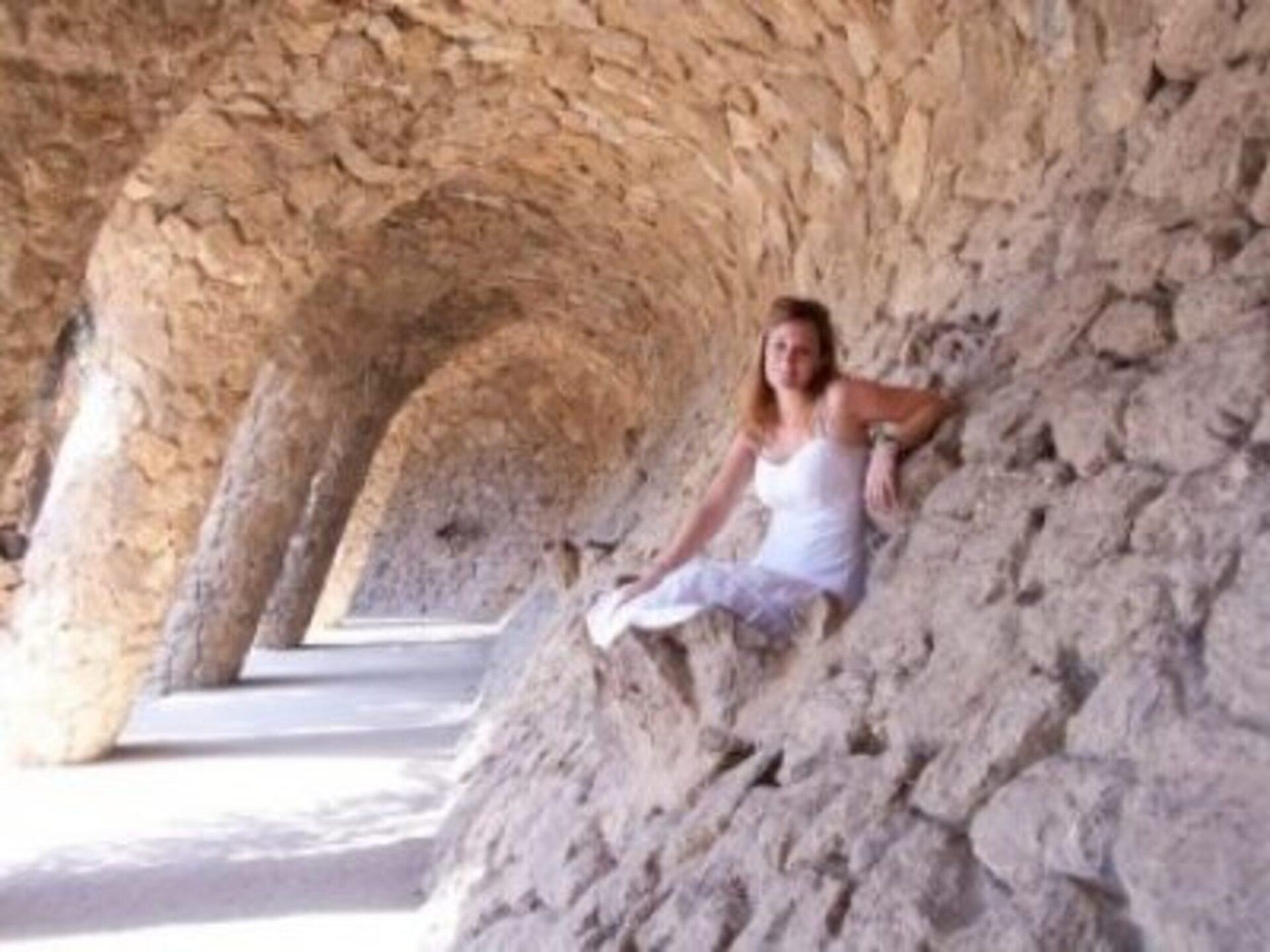 Parco Guell: un posto dove tornare. Post di Silvia