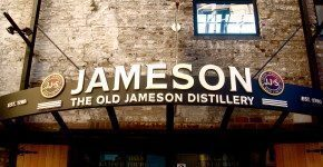 Old Jameson Distillery a Dublino
