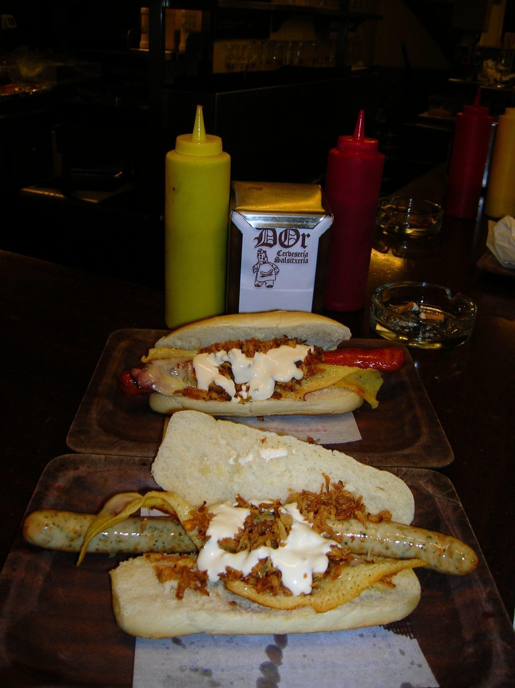 Salsitxeria d 39 or a barcellona dove mangiare viaggi low cost for Barcellona vacanze low cost