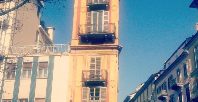 Una Fetta di Polenta per palazzo, curiosità a Torino