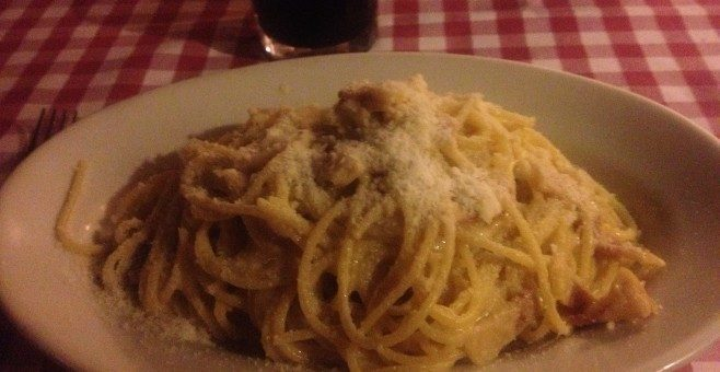 La Fraschetta, dove mangiare a Roma a Trastevere