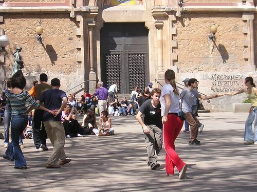 Per gli amanti del ballo a barcellona lo swing si balla in for Barcellona vacanze low cost