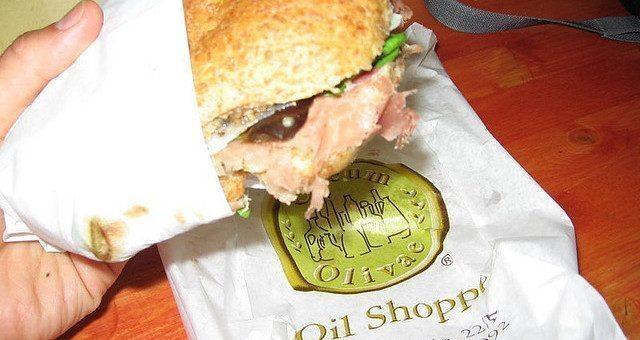 Mangiare a Firenze: Oil Shoppe
