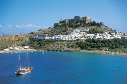 Isola di Rodi in Grecia, tutti i voli dall'Italia