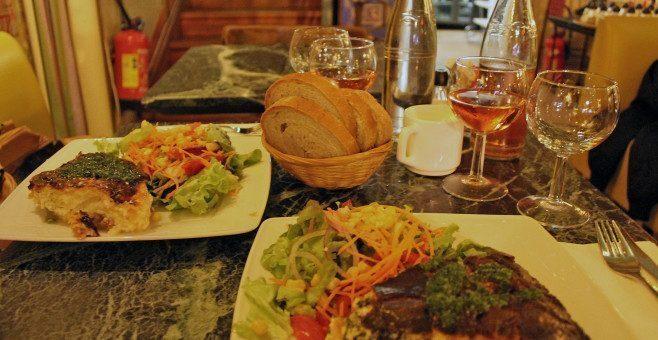 Dove mangiare a Parigi, le quiche de La fourmi ailée