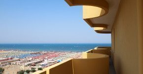 Residence Piccadilly, dormire a Rimini
