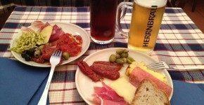 L'Oasi della Birra a Roma, aperitivo stiloso a Testaccio