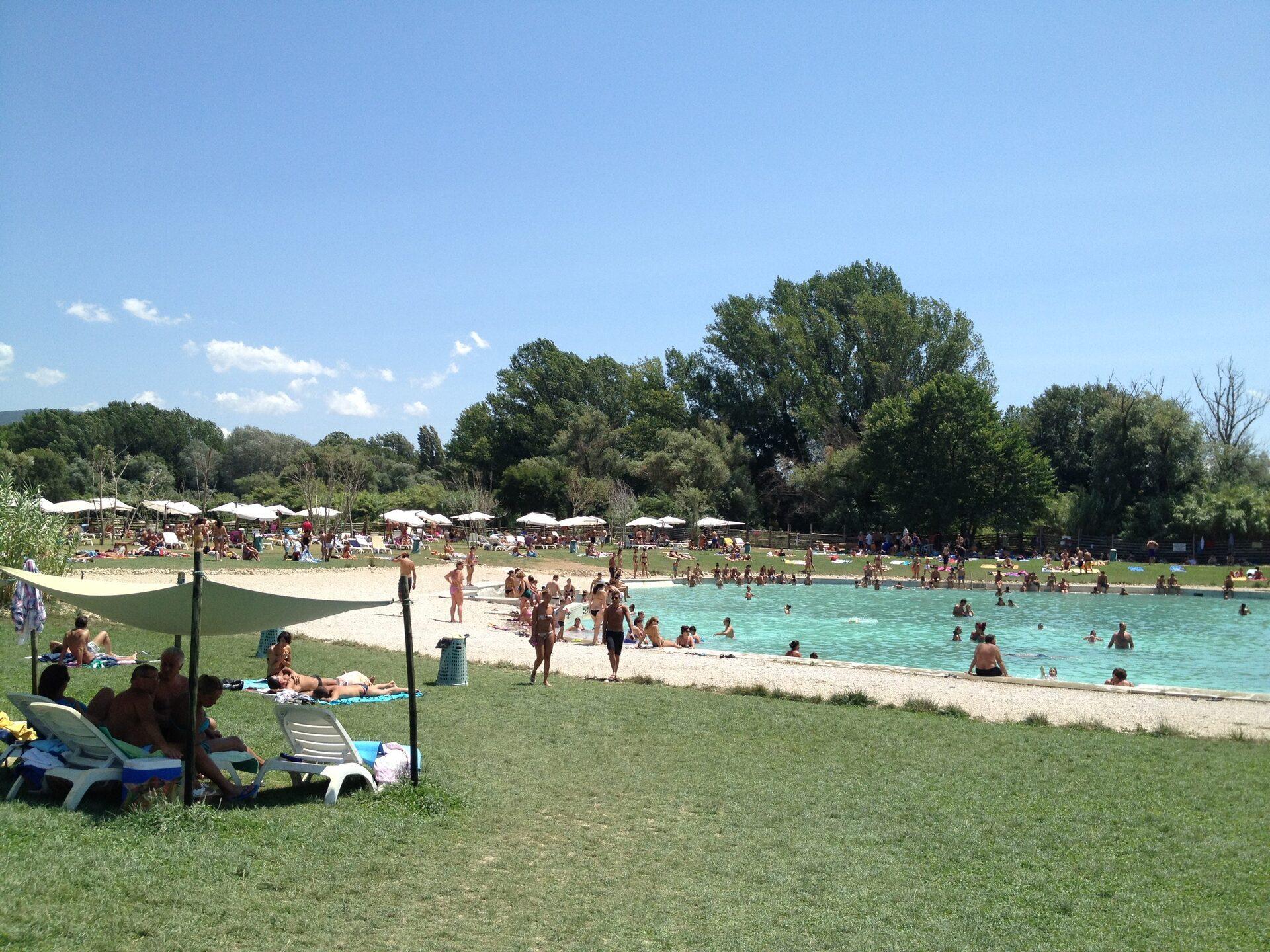 Parco tivoli domenica pomeriggio alle terme viaggi low cost - Bagni di tivoli roma ...