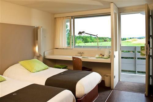 Hotel Campanile, dormire low cost a Parigi