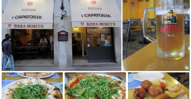 I capatosta: pizzeria low cost a Milano come a Napoli