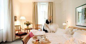 ParkHotel Laurin, dormire a Bolzano con la Principessa Sissi