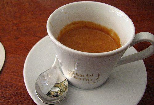 Caffè a 1€ in Piazza San Marco a Venezia