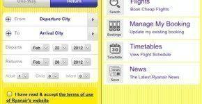 App Ryanair disponibile a 2,99€